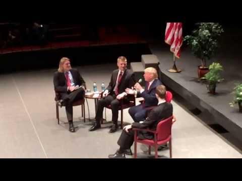 Donald Trump on Student Loan Debt - YouTube