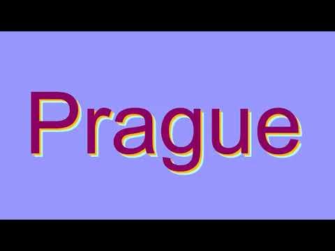 How to Pronounce Prague