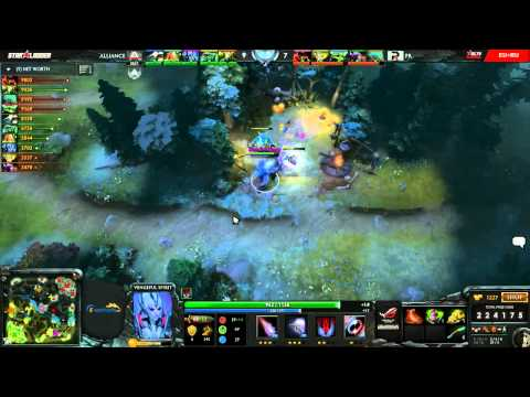 PR vs Alliance , SLTV Europe Season X, Day 13, Game 5