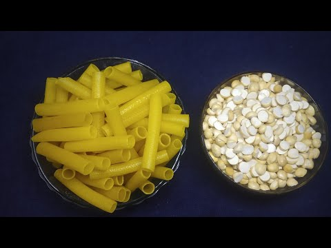 5-minutes-easy-and-tasty-evening-snacks-recipe-with-fryums-&-roasted-chana-dal-|-simple-quick-recipe