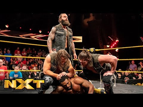 The Forgotten Sons ambush The Street Profits: WWE NXT, Jan. 16, 2019