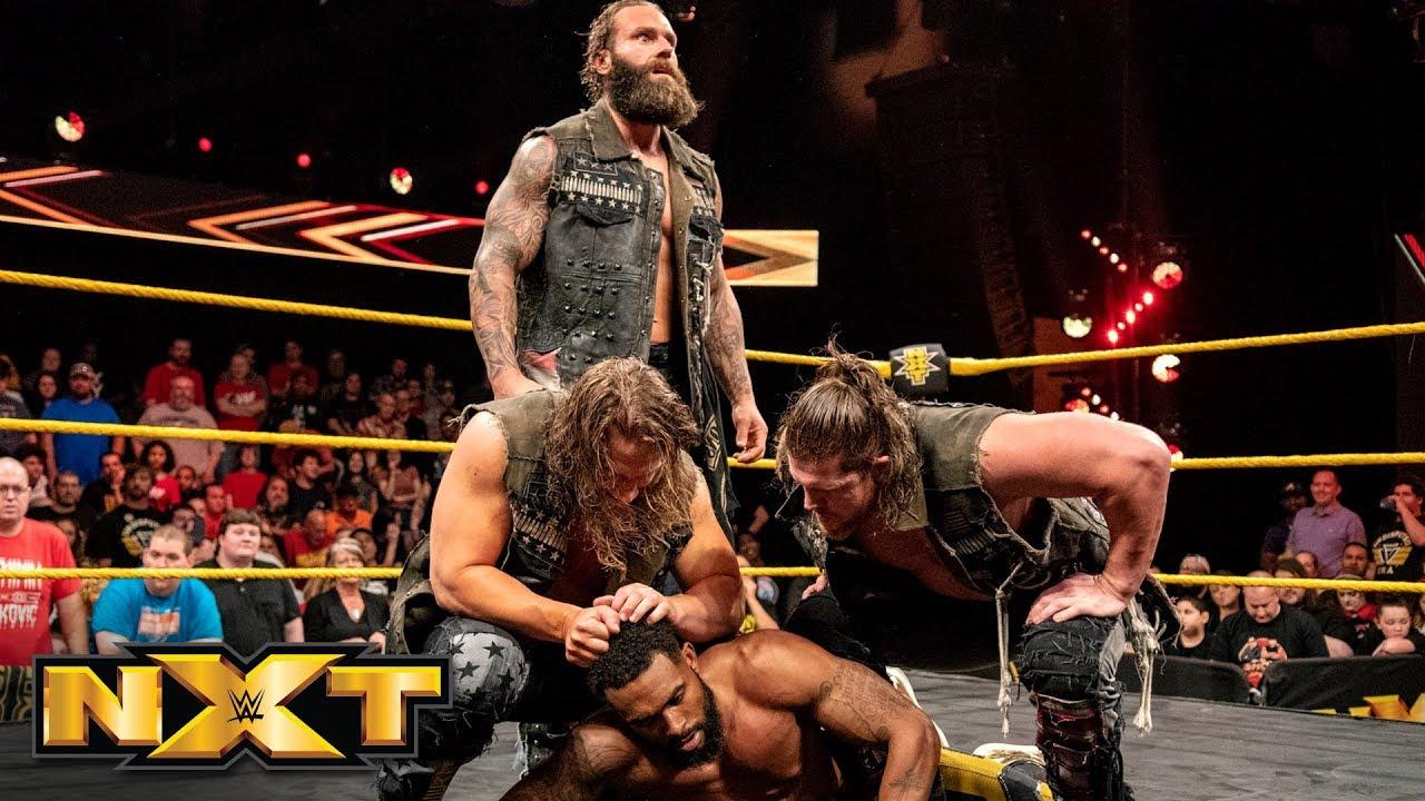 The Forgotten Sons ambush The Street Profits: WWE NXT, Jan. 16, 2019