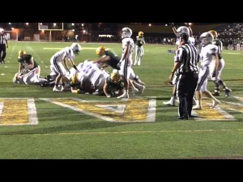 Action Highlights: St. Edward Football v Cincinnati Elder 2015