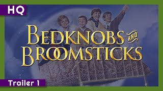 Bedknobs and Broomsticks (1971) Trailer 1