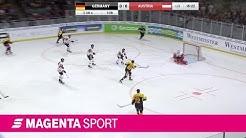 Deutschland - Österreich | Euro Hockey Challenge 2019 | MAGENTA SPORT