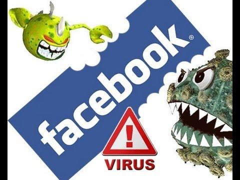 เตือนเรื่อง Virus Facebook พันธุ์ใหม่ และ แก้การแก้ไข