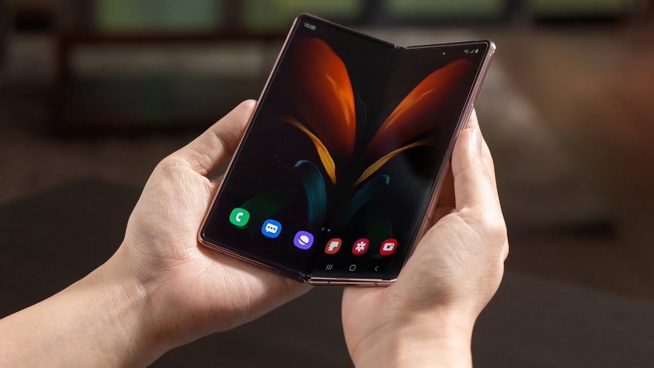Galaxy Z Fold 2: All the specs, price, and release date revealed!