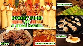 TRADITIONAL Tamil foods at 5 ⭐️ star Hotel - Ramada Plaza Guindy-Chennai to Kanyakumari Famous Foods