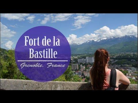 La Bastille, Grenoble, France (May 2015)