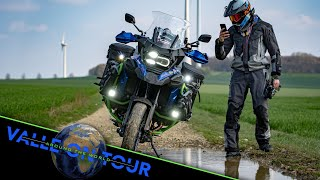 """BMW R 1250 GS Adventure """"Valle on Tour - Around the World"""" Edition (Teil 2) powered by SW-MOTECH"""
