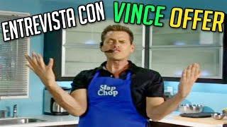 ENTREVISTA CON EL TÍO CON PEOR ESPAÑOL DEL MUNDO - ¡¡Hablando con Vince Offer!!