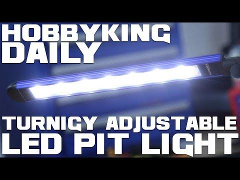Turnigy TrackStar Motion Sense LED Pit Light