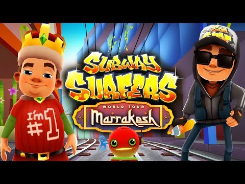 Subway Surfers Marrakesh - New World Tour 2018 - Videos Best Android Gameplay For Children