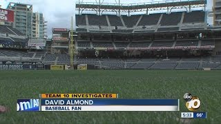 Petco Park uses tens of thousands of gallons of water daily