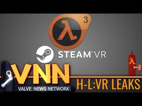 Massive Half-Life Leaks - Valve Ketchup: July 2018