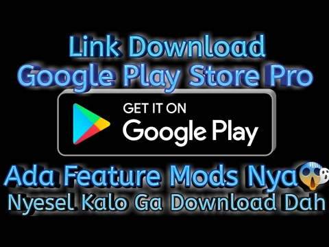 download apk mod play store pro