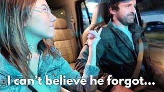 I CAN'T BELIEVE HE FORGOT | Katie Carney