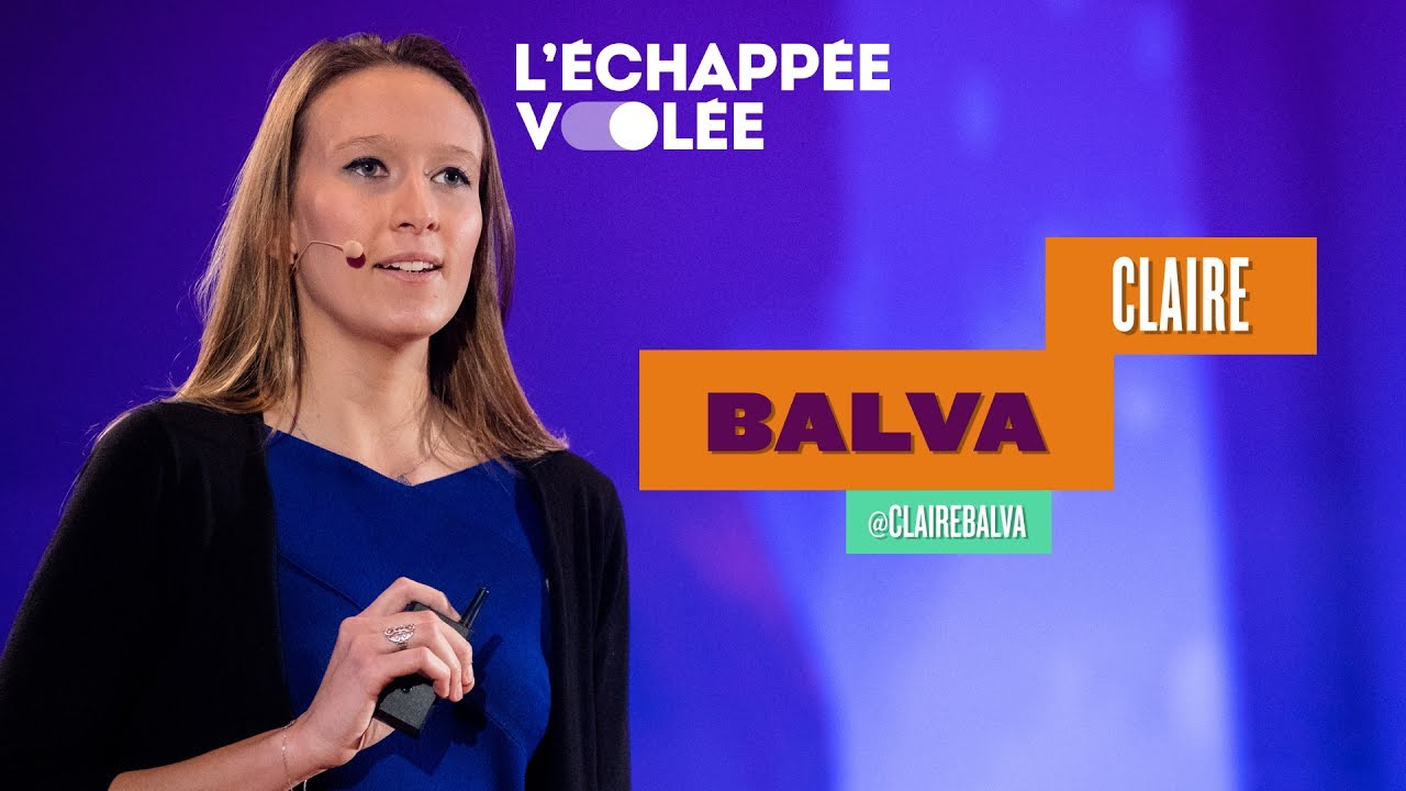 Claire Balva : Blockchain : le socle des innovations de demain !