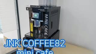 JNK COFFEE 82 mini cafe 커피팔이의 …