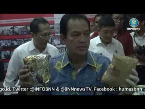 BNN News : Narkotika Jaringan Malaysia – Indonesia Digagalkan