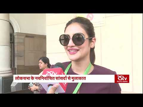 Will work for the betterment of people, says newly elected TMC MP Nusrat Jahan