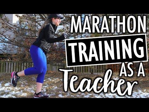 The Week of Treadmill Runs   Teacher in Training Ep 1