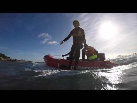 Surf Lifesaving Tasmania IRB Competition Coaching Weekend