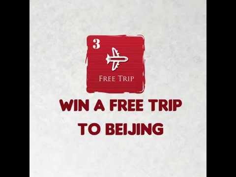 #WeHeartBeijing - Win a Free Trip to Beijing - Teaser 1