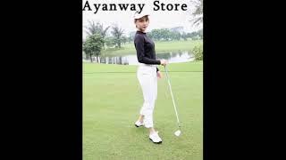 Beauty Golf fleece shirt Winter Bottoming Shirt Reviews