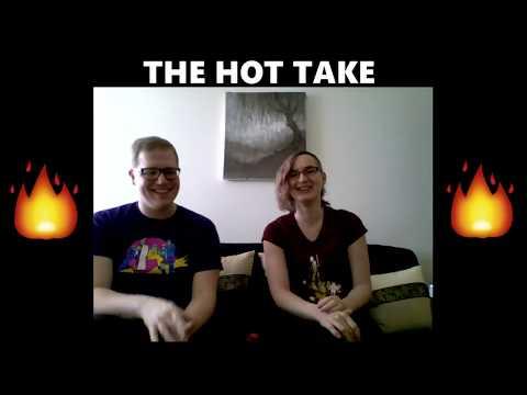 Sarah Greenwood - The Hot Take