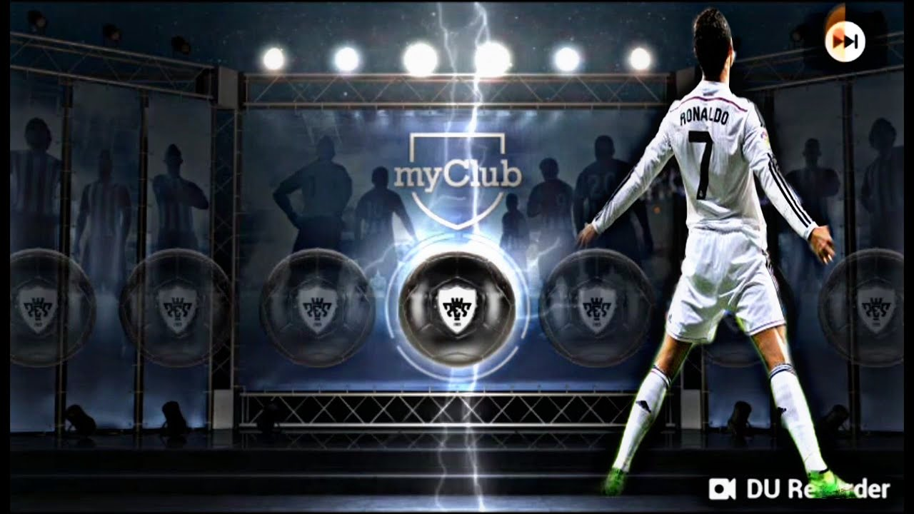 C Ronaldo scout combination, only 200k GB | pes 2018 mobile