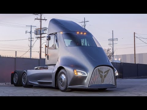 Thor Electric Truck Startup Can Beat Tesla to Market