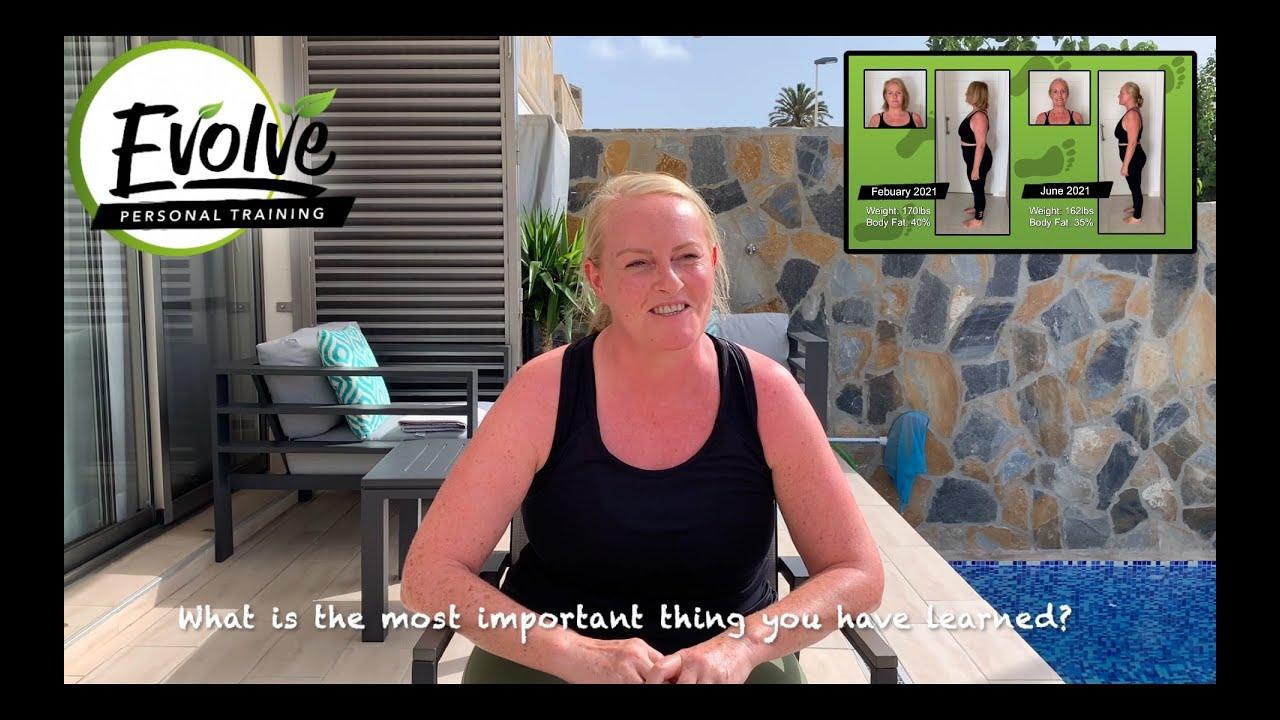 Evolve Personal Training - Phyllis Case Study