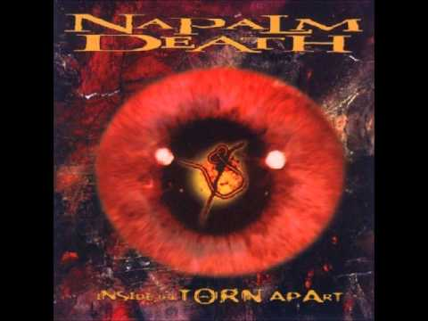 Napalm Death - Inside The Torn Apart [1997 Full Length Album]