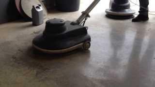 Leštění podlah metodou Twister™