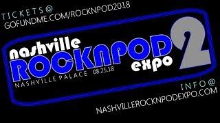 Nashville Rock N Pod Expo Highlights from Decibel Geek TV