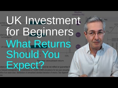 UK Investment For Beginners: What Returns Should You Expect?