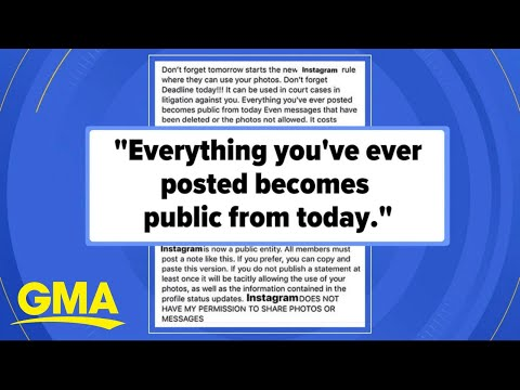 Celebrities Politicians And More Fall For Instagram Hoax Gma