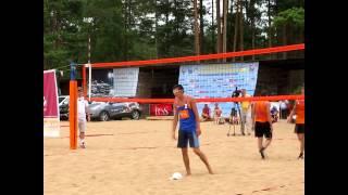 Фестиваль пляжного волейбола в Солнечном 2012 (финал)