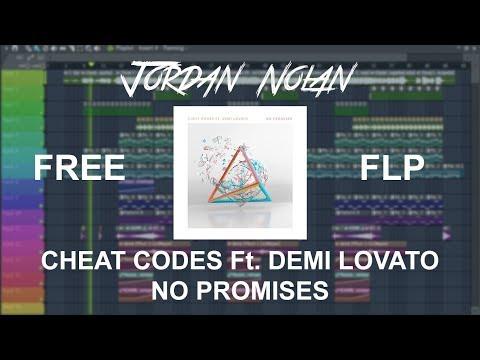 (FREE FLP + ACAPELLA) CHEAT CODES Ft. DEMI LOVATO - NO PROMISES | My Edit W/ Original Chords