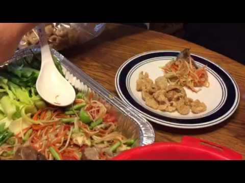 Lao food yummy ແຊບແຊບ
