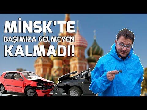 Minsk'te Başımıza Gelmeyen Kalmadı! (#ucuzseyahat)