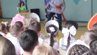6 класс Кавказская Пленница