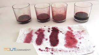 4 recettes faciles pour faire du faux sang maison (maquillage halloween)