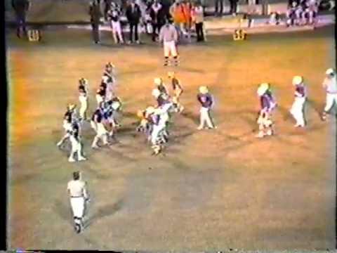 Lee Road versus Covington 1983 Part 1 of 4