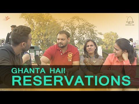HD    Must Watch    Jaat Reservation    #GhantaHai    A Short film About Arakshan
