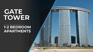 Gate Tower I- 2 Bedroom Apartment -shams Abu Dhabi Al Reem Island Abu Dhabi