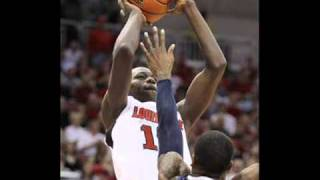 2010 - 2011 University Of Louisville Cardinals Basketball