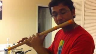 Ustaad Aalap : Roja jaaneman ( flute)