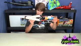Blade 450 3D Helicopter Unboxing & First Review